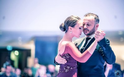 Intensive argentine tango workshop in Budapest aug. 5th