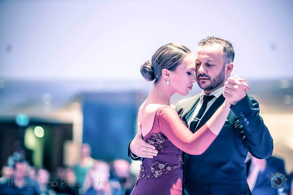 Intensive Argentine Tango Workshop for Beginners sept. 17.