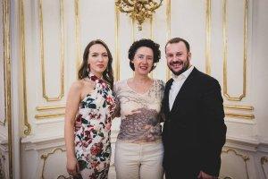 Spanyolország nagykövetével