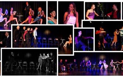 Részt vettünk a La Milonga színházi tangós előadásban