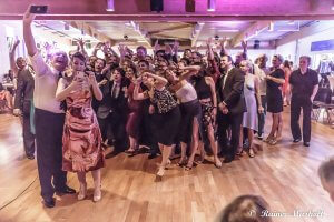 Tangó Táncosok - European Tango Contest