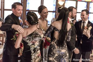 European Tango Contest - bajnokok gratuláció