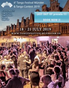 Münster European Tango Contest & Festival