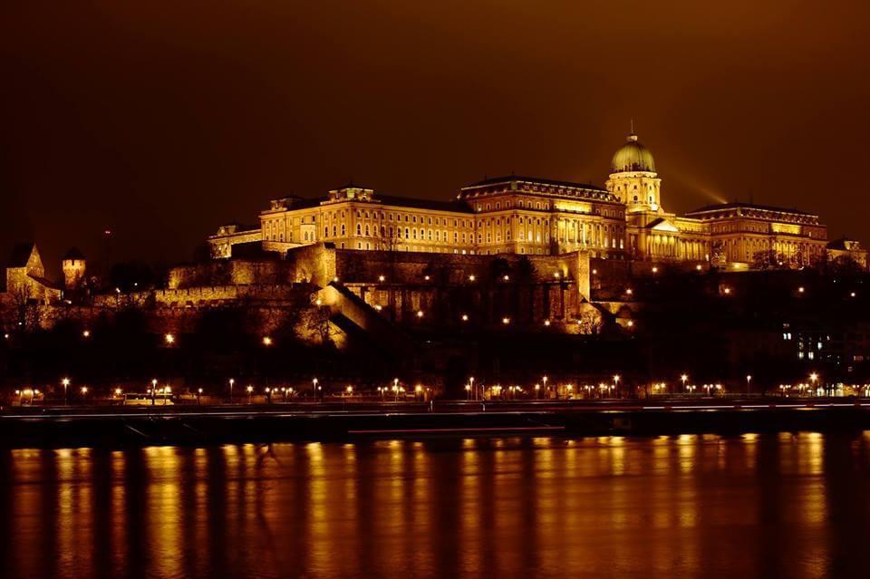 Vár Milonga Budapest augusztusban