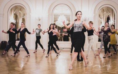 Women's Tango Technique class Oct. 7