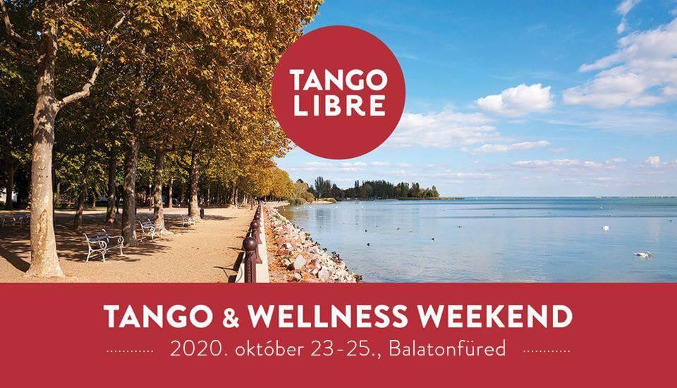Tango & Wellness Weekend Balatonfüred- Okt. 23-25.