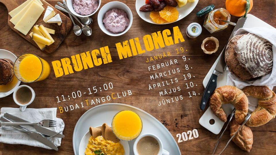 Brunch Milonga