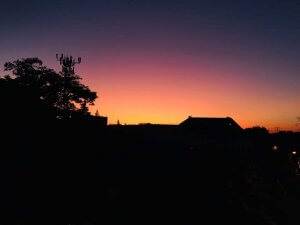 Sunset Milonga