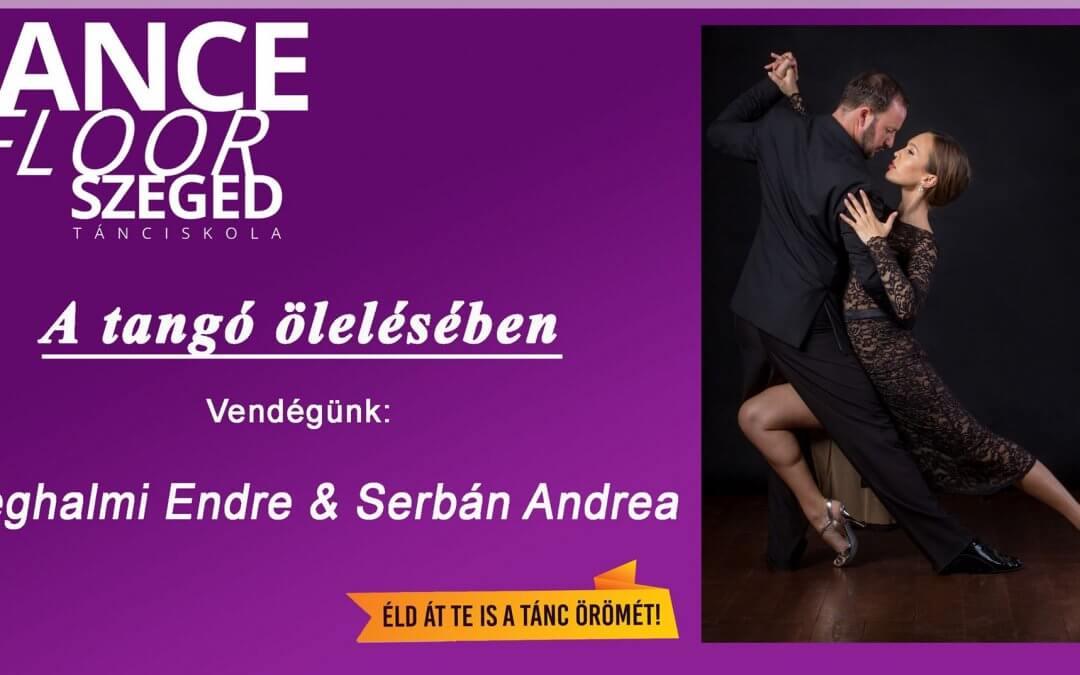 Argentin tangó workshop Szegeden, a DanceFloorban!