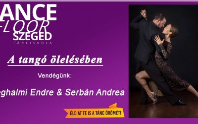 Argentin tangó workshop Szegeden, a DanceFloorban!