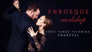 ferfi tango technika workshop