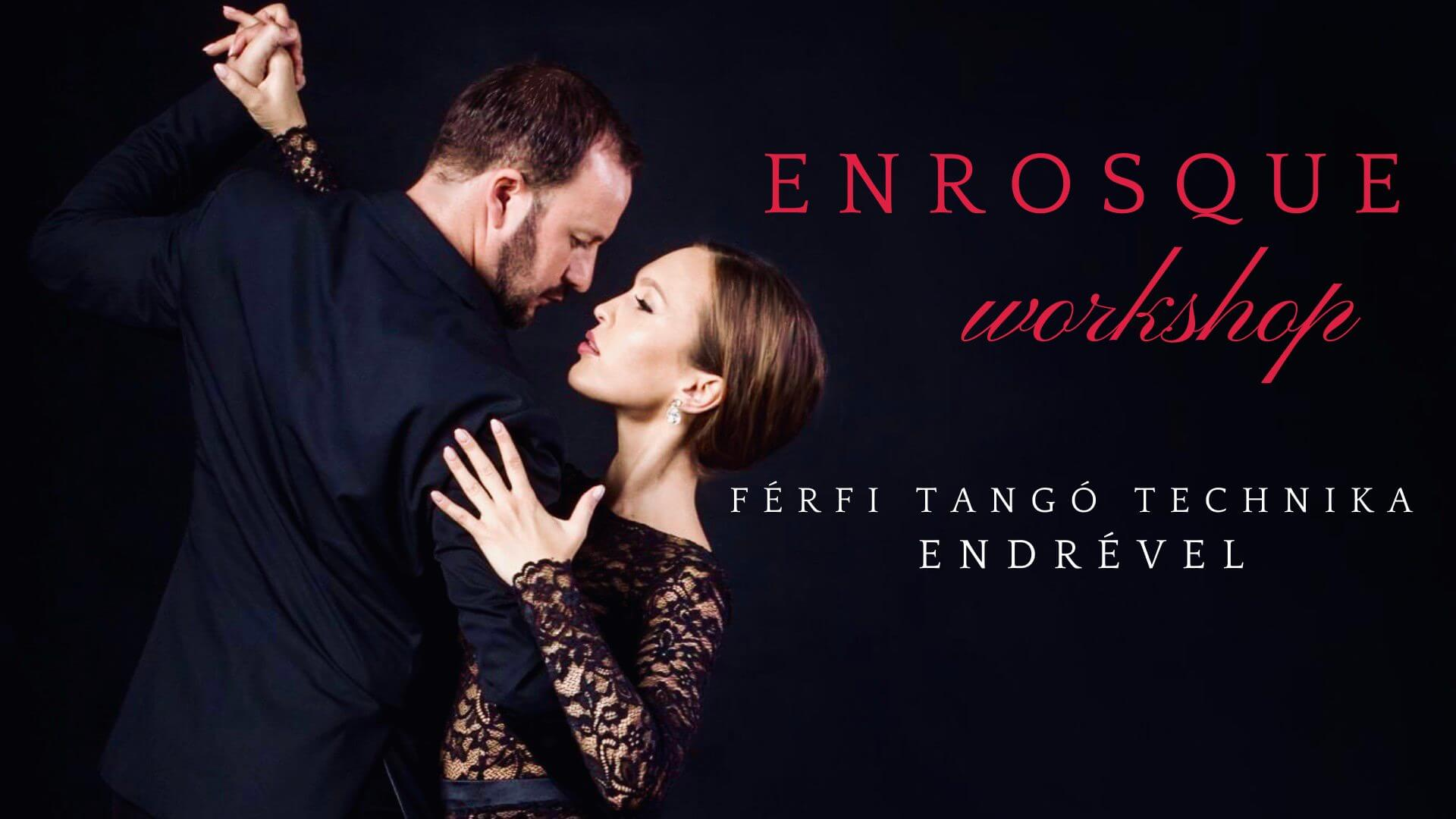 ferfi tango technika workshop