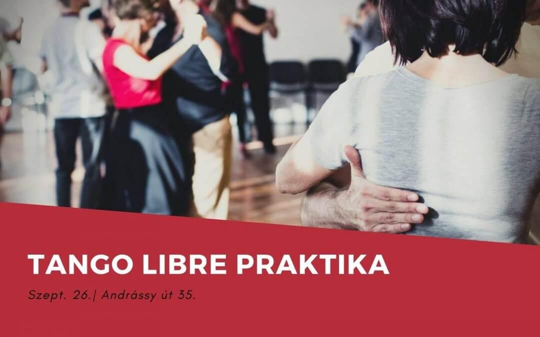 Tango Libre Praktika