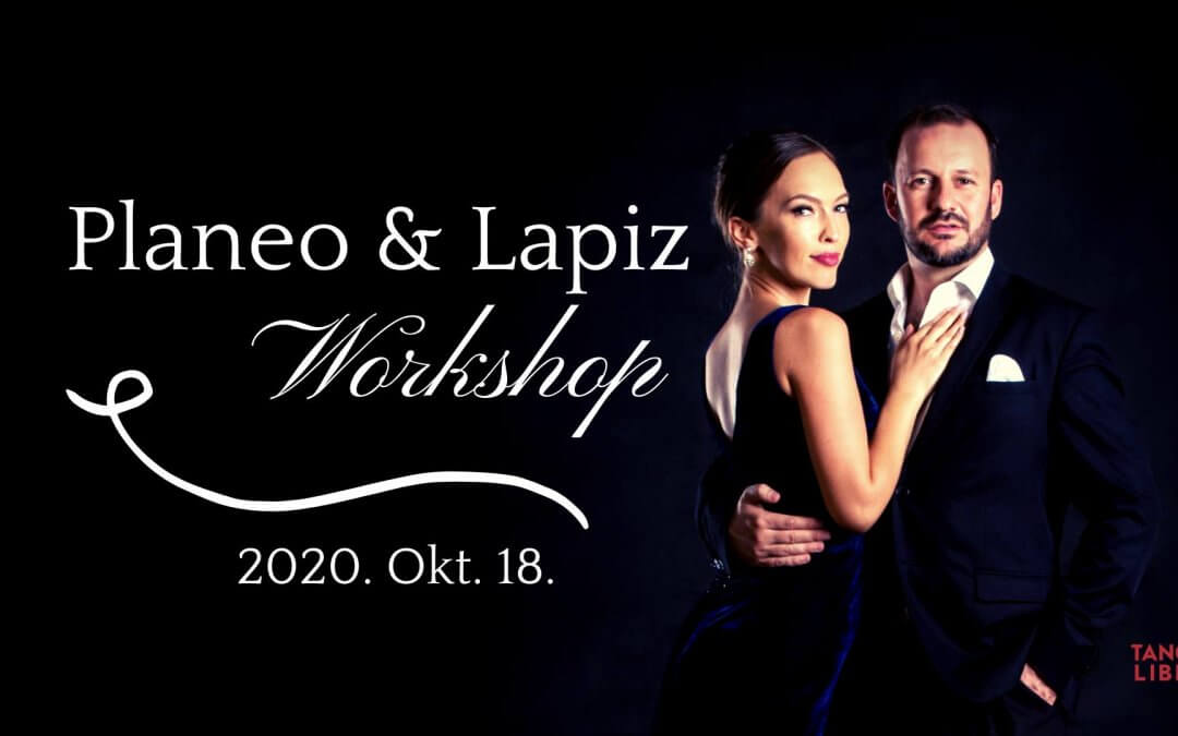 Planeo & Lapiz Tangó Workshop