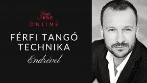 online ferfi tangó technika